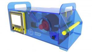 Motores de Passo e Motores DC doados pela Kalatec, integram protótipos de respiradores nacionais