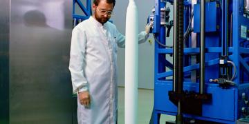 Produção de Filamento de Fibra Óptica utilizando fuso de esferas no desenvolvimento da tecnologia 5g