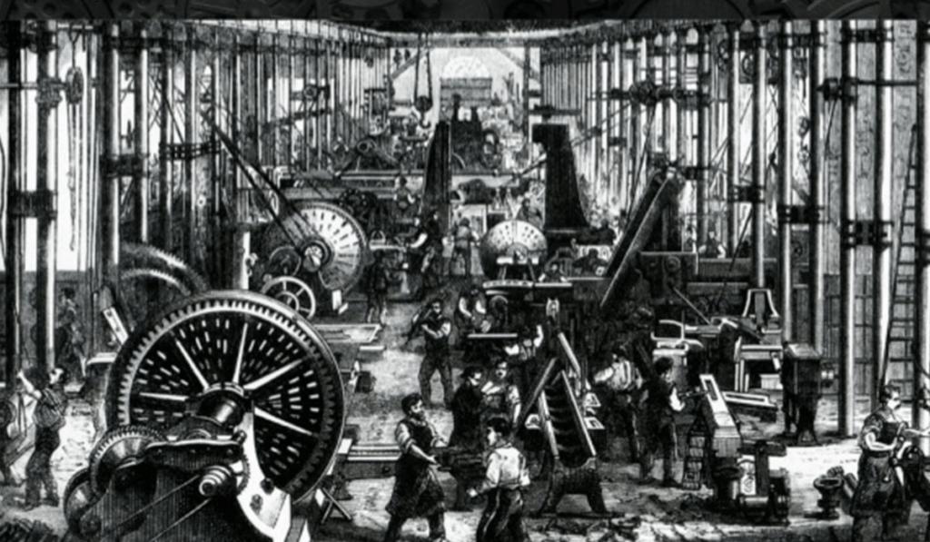 A evolução da Automação Industrial