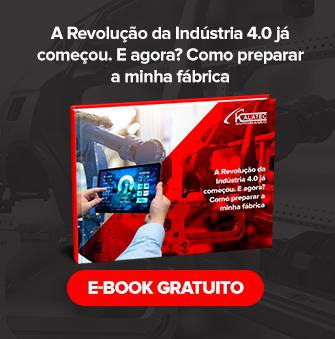 A Revolução da Indústria 4.0 já começou