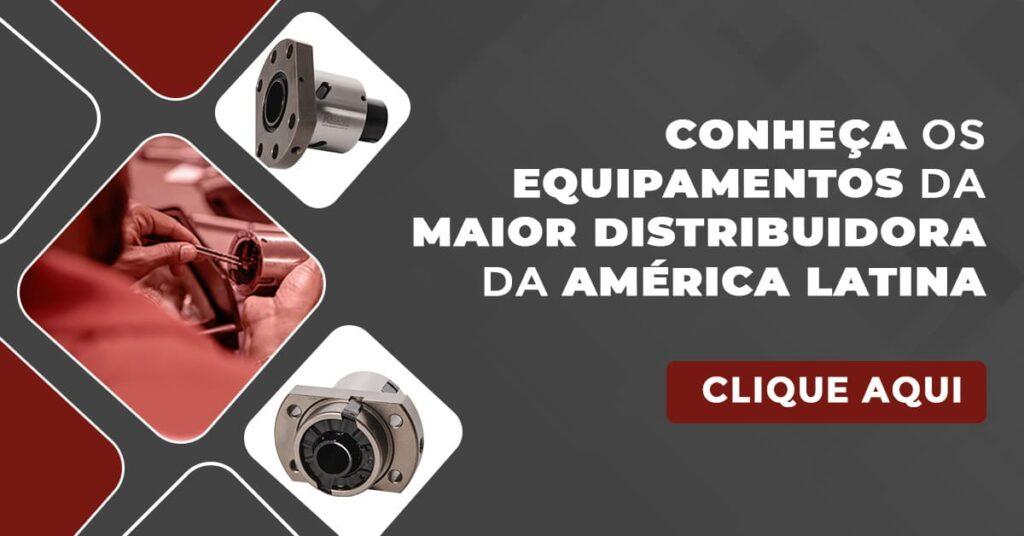 Conheça os equipamentos da maior distribuidora da América Latina