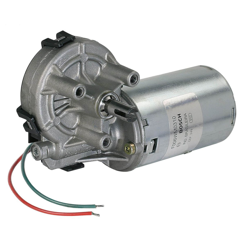 Motor Redutor Corrente Continua Bosch