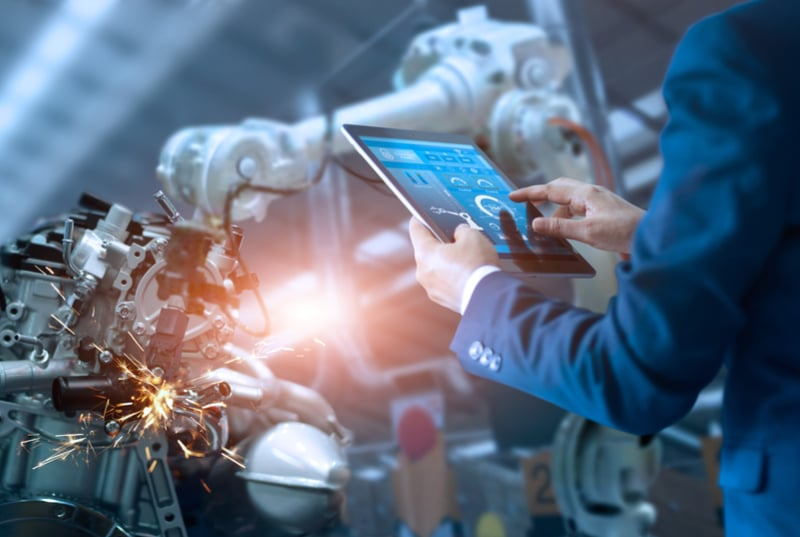 Tendências de tecnologia industrial para o futuro
