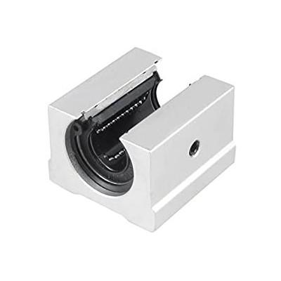 Tipo de rolamento linear montado em bloco de alumínio ou Pillow Block (SME)