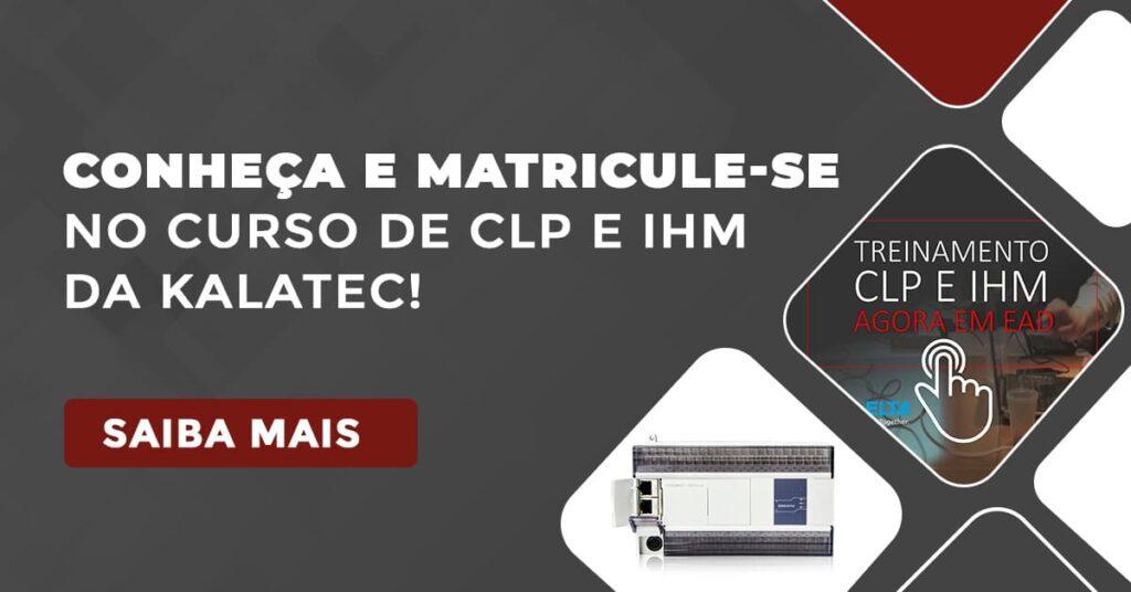 Conheça e matricule-se no curso de CLP e IHM da Kalatec!