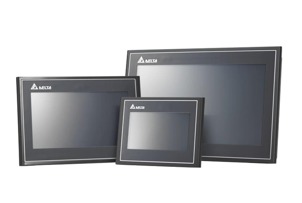 IHMs Delta são exemplos de equipamentos da Indústria 4.0