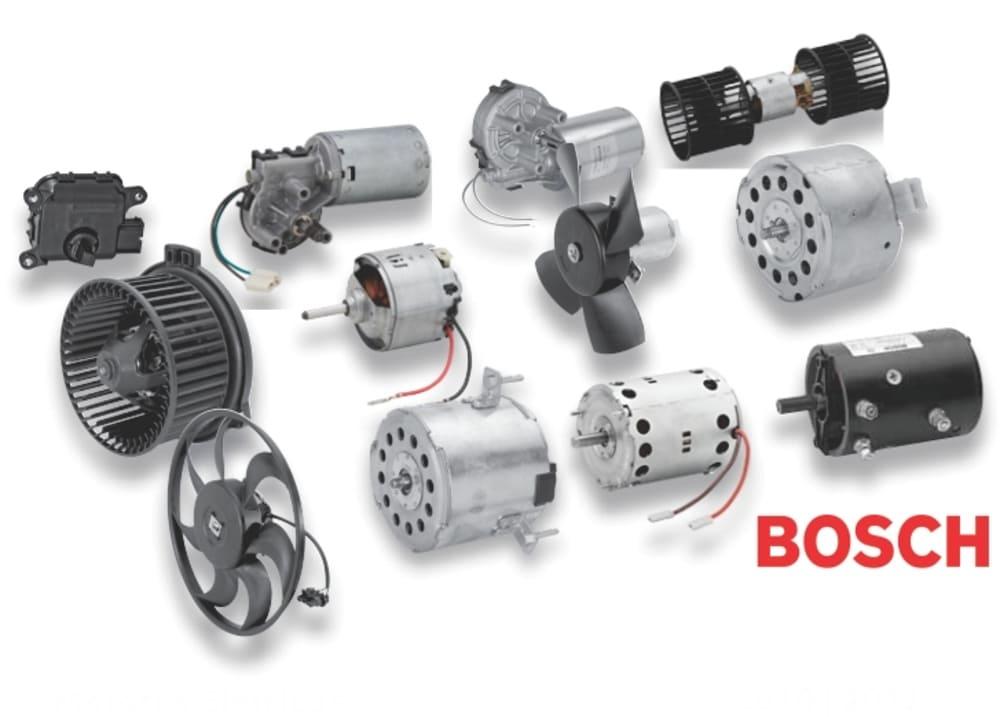 Quais são os tipos de motores de corrente contínua?